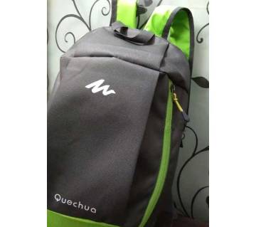 Nylon Fabric Green Sports Backpack