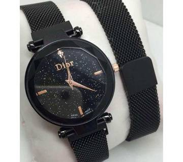 Magnet Analog Watch-Copy