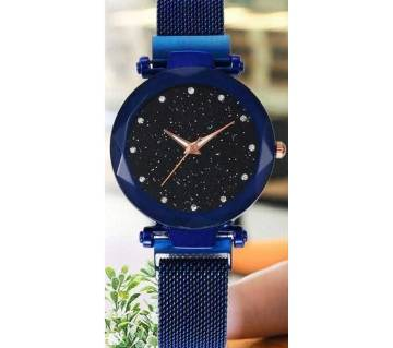 Magnet Analog Watch Women