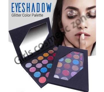 Eye shadow Glitter color palatte 21 colour-India
