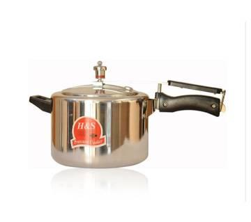 H&S Presser Cooker Classic -5.5L