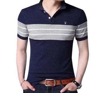 Menz Half Sleeve Cotton  Polo-Shirt