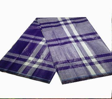 Popular Cotton lungi for man