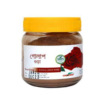 Rose Petal Powder Gura -170gm-BD