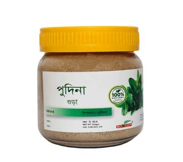 Mint leaf Powder -100gm-BD