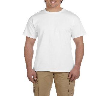Half Sleeve Cotton Tshirt for men