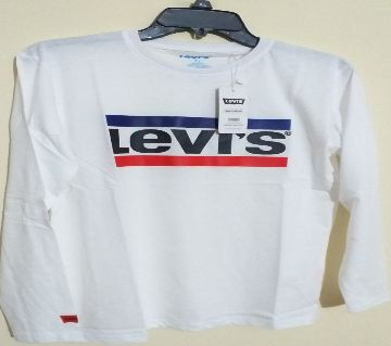 LEVIS Full Sleeve mens Tshirt-Copy