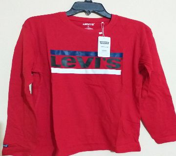 LEVIS LONG SLEEVE T-SHIRT -Copy