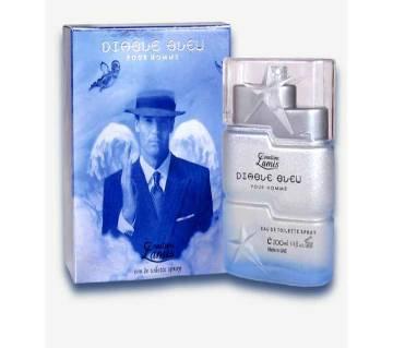 Creation Lamis Perfume Diable Bleu Pour Homme - (100ml)-UAE