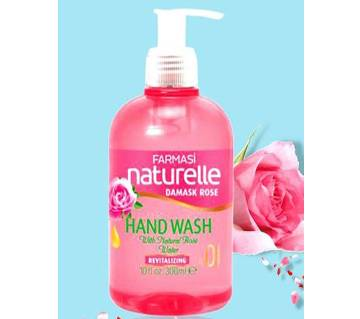 Farmasi Naturelle Hand Wash Rose (300 Ml)Turkey