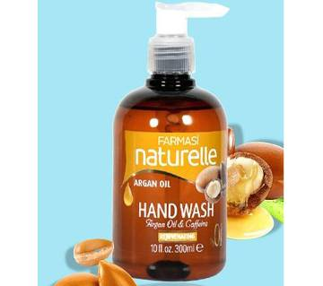 Farmasi Naturelle Hand Wash Argan Oil (300 Ml)Turkey
