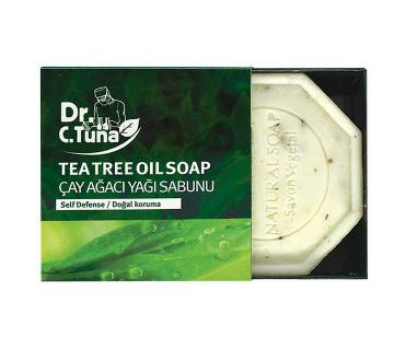 Dr. C.Tuna Tea Tree Oil Soap -100 g-Turkey