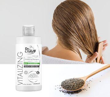Farmasi Dr. C. Tuna Vitalizing Black Seed Oil Nourishing Shampoo-225 ml-Turkey