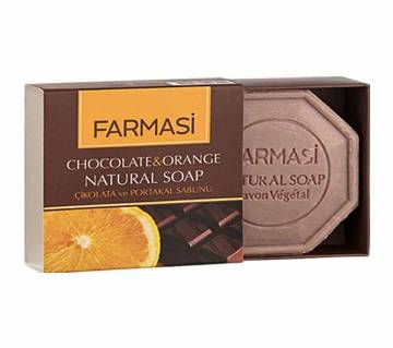 Farmasi Chocolate & Orange Natural Soap (100 Gm)Turkey