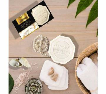 Farmasi Pearl Powder Natural Soap-100gm-Turkey