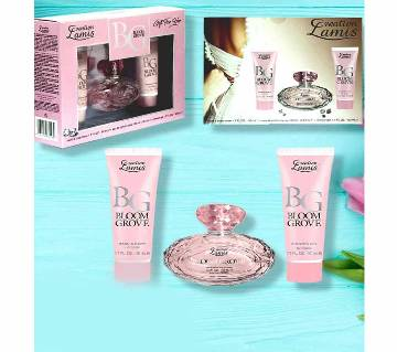 Creation Lamis Bloom Grove Gif set (3 Piece Gift Set )-UAE