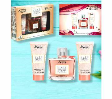 Creation Lamis Just Perf.dreams Giftset (3 Piece Gift Set )-UAE