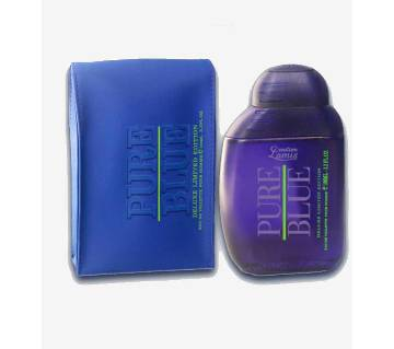 Creation Lamis Perfume Deluxe Limited Edition Pure Blue (100 ml)-UAE