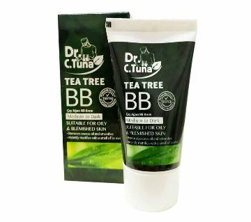 Dr. C.Tuna Tea Tree BB Cream 50 ml (Medium To Dark)