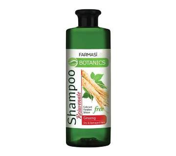 Farmasi botanics shampoo (ginseng) 500 ml-Turkey