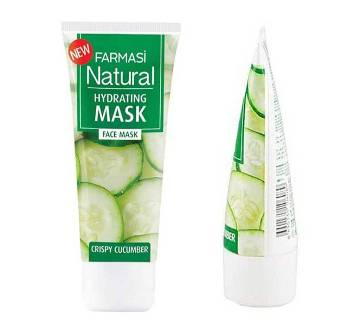 Farmasi Natural Hydrating Mask 60 Gm (cucumber)