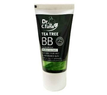 Dr. C.Tuna Tea Tree BB Cream  (Medium To Dark) 50ml-Turkey
