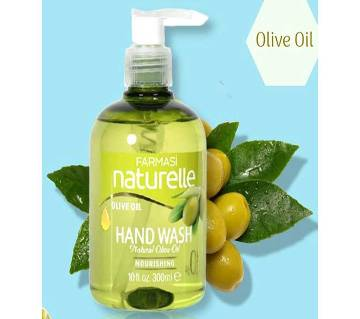 Farmasi Naturelle Hand Wash Olive Oil (300 Ml)-Turkey