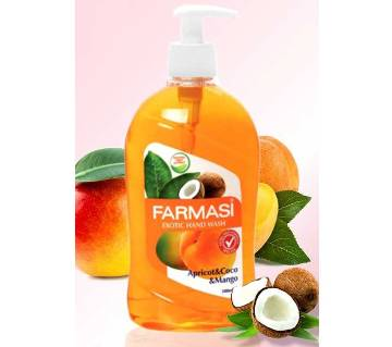 Farmasi Liquid Hand Wash Apricot (500Ml)