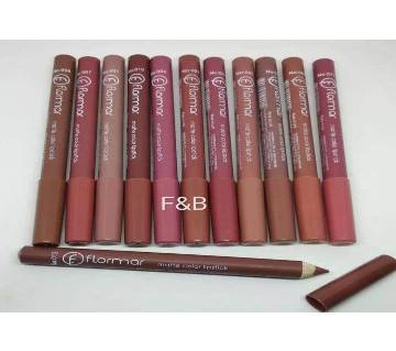 Pencil Matte Lipstick set 12psc-China