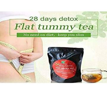 28 Days Detox Slimming Tea-28pack box-USA