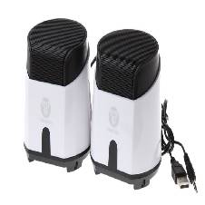 GS-201 Fantech 2.0 USB Speaker