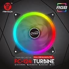 FC 124 Casing RGB Fan