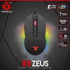 X5 Fantech Macro Programmable Gaming Mouse