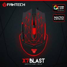 X7 Fantech Macro প্রোগ্রামেবল গেমিং মাউস