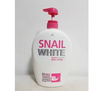 Aron Snail White Gluta healthy বডি লোশন 800ml (Big size) China