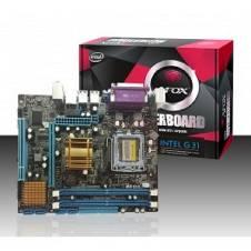AFOX Intel IG31-MA1 Motherboard