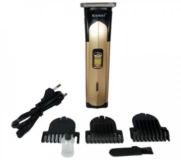 KM-723 Rechargeable Hair Clipper and Trimmer for Men