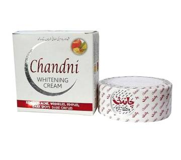 Chandni Whitening Cream 50g PK