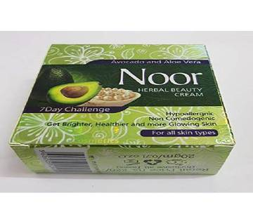 Noor Herbal Beauty Cream 20g PK