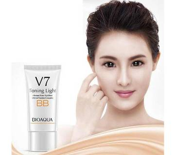 BIOAQUA V7 Toning Night Air Cushion BB Cream 40ml China