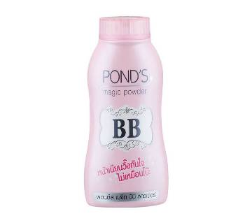 Ponds magic powder BB double UV protection 50g Thailand