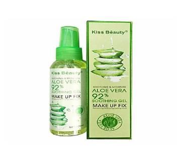 92% Aloe Vera মেকআপ ফিক্সিং স্প্রে - 120ml China