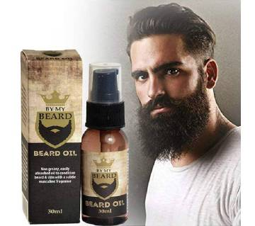 By My Beard Oil 30ml (UK)