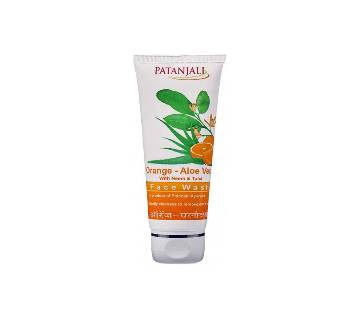 Patanjali Orange Face wash 60g India
