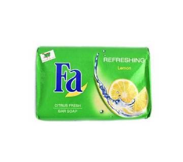 Fa Refreshing Lemon Citrus Fresh Bar Soap 125g UAE