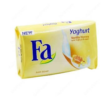 Fa Yoghurt Vanilla Honey Bar Soap 175 g UAE