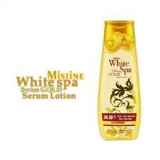 Mistine White Spa Gold Serum Lotion 200ml UAE