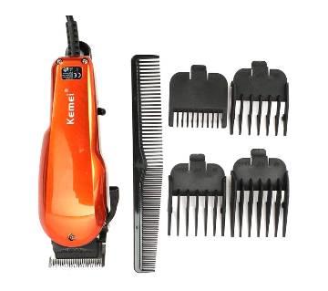 KM-9012 Professional Trimmer - Orange
