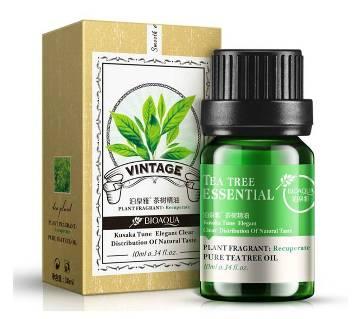 BIOAQUA Tea Tree Essential Oil Anti Acne Oil Control Serum 10ml CHINA
