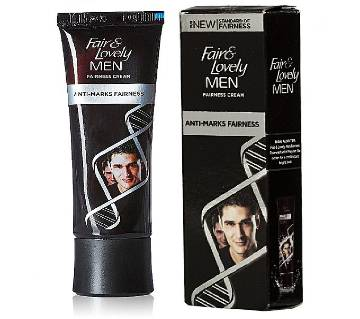 Fair And Lovely Men Anti-Marks Fairness ক্রিম 50g India